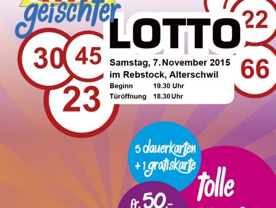 Geischter Lotto 2015