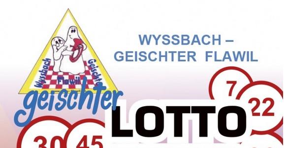 Herbscht-Zyt, Nebel-Zyt, GEISCHTER-LOTTO-ZYT am 2. November 2019